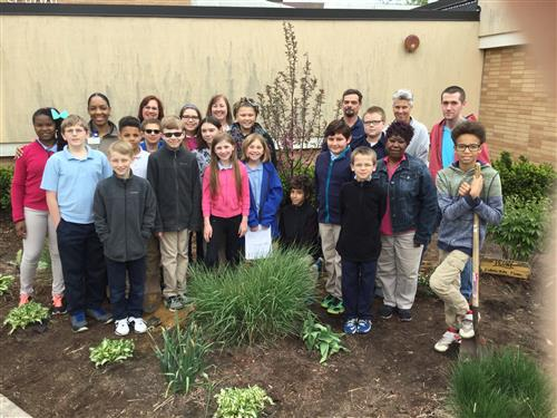 Arbor Day Group Photo
