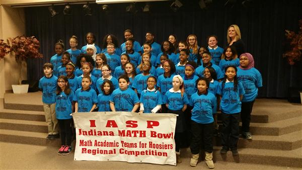 Lake Hills Takes Top Honors at Regional Math Bowl