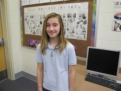 Lake Hills 5th Grader Selected for the State Elementary Honor Choir
