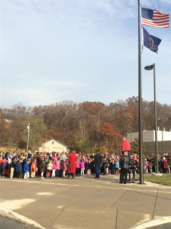Veteran's Day at Lake Hills
