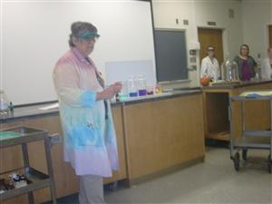 National Chemistry Week at PNC