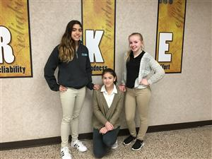 Barker Students Earn 3rd Place in Young Filmmakers Competition