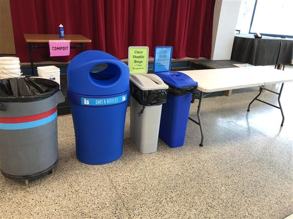 Recycling Pays Off at Krueger