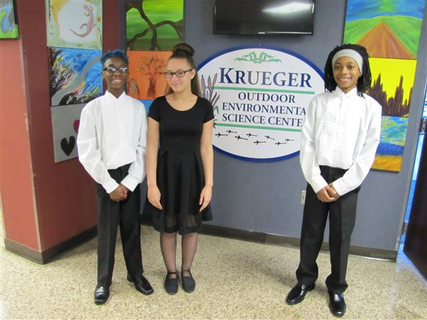 Krueger Students to Perform in Regional Honors Choirs