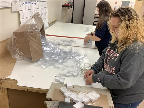 Michigan City Paper Box to Partner with Career Skills Class
