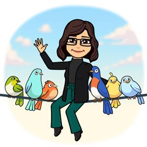 birds and me