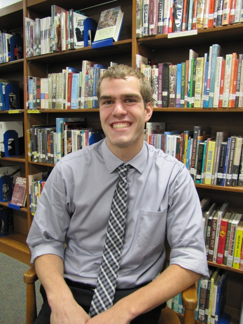 MCHS Senior Named Merit Scholar Semifinalist