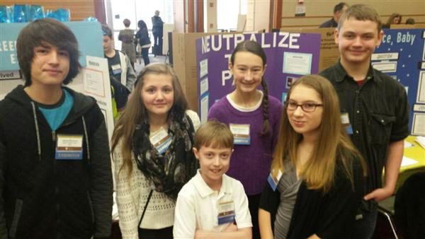 MCAS Students Win at Regional Science Fair