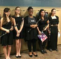 MCAS Music Students Earn Gold, Silver