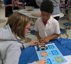 ArcelorMittal helps Safe Harbor expand afterschool robotics program