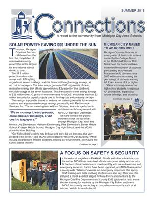Connections Newsletter 2018
