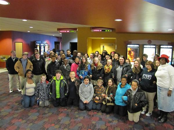 "NAACP Funds Middle School Trip to See ""Selma"""