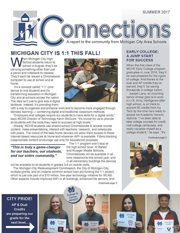 MCAS Connections Newsletter
