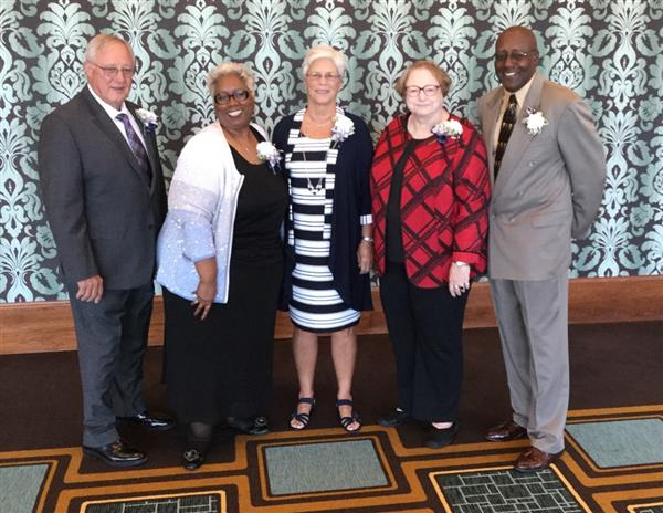 MCAS Honors 24 retirees