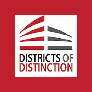 "MCAS Named a ""District of Distinction"""