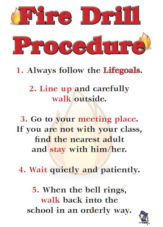 Student Procedures And Routines Home