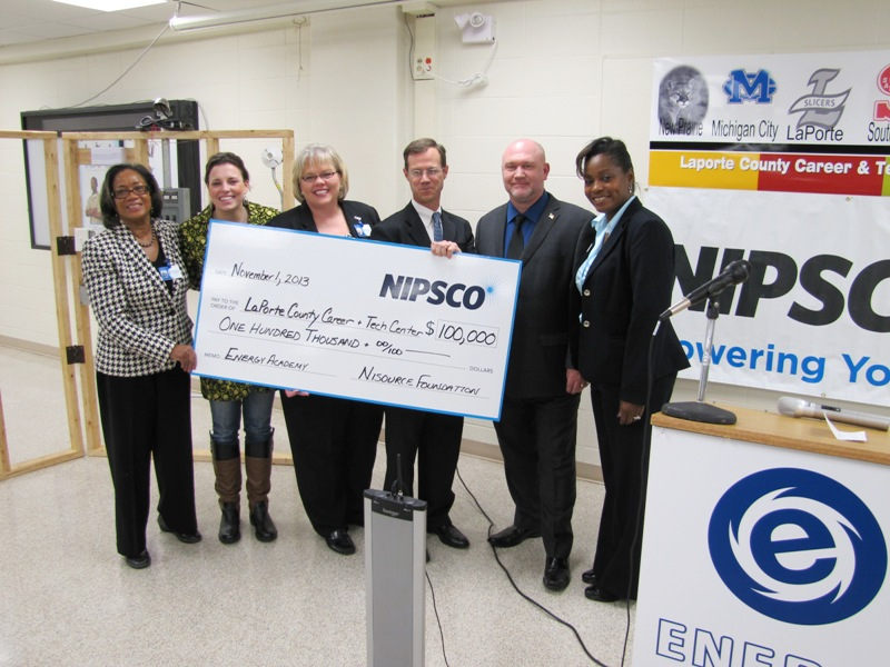Check presentation for Laporte county jobs
