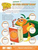 The Adventures of Captain Citrus