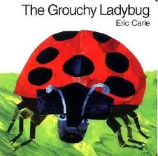the grouchy ladybug cover
